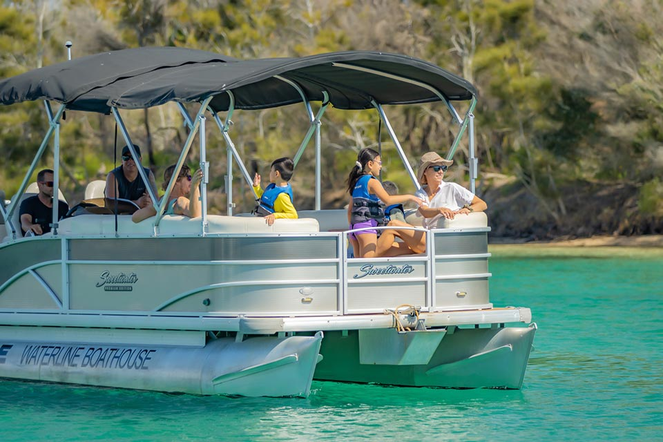 Boat Hire in Forster