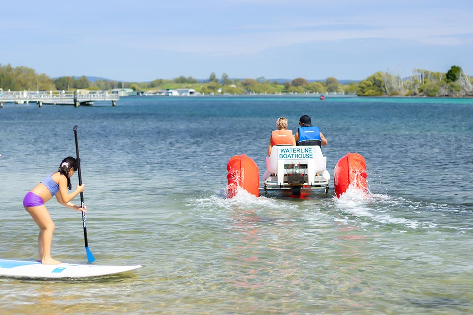 Kayak Hire in Forster