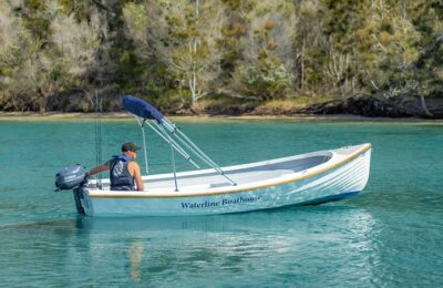 Fishing Boat For Hire Tuncurry NSW