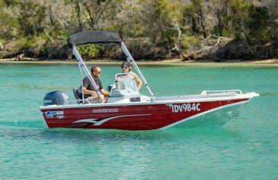 Quintrex 440 Hornet 4 Person Boat