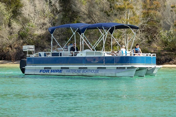 Party Boat Hire in Forster
