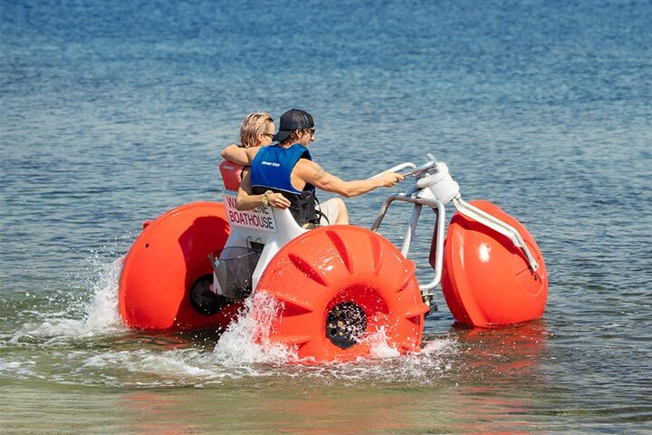 Aqua Trikes for Hire in Forster